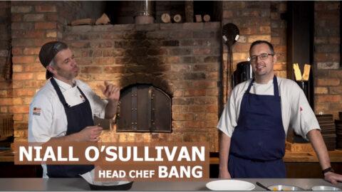 Niall O Sullivan Bang Restaurant